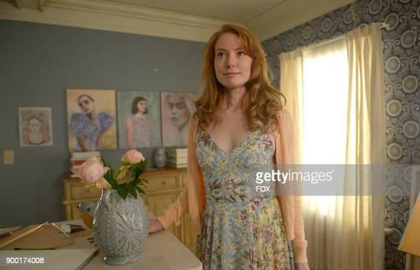 Guest star Alicia Witt in the 'Help Me' episode of THE EXORCIST airing Friday Nov 17 on FOX