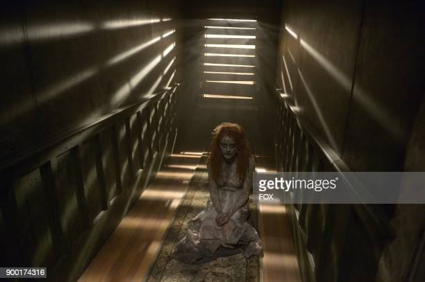 Guest star Alicia Witt in the season finale 'Unworthy' episode of THE EXORCIST airing Friday Dec 15 on FOX