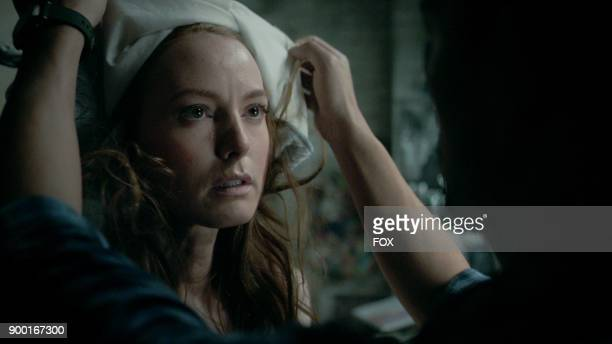 Guest star Alicia Witt in the 'There but for the Grace of God Go I' episode of THE EXORCIST airing Friday Nov 3 on FOX