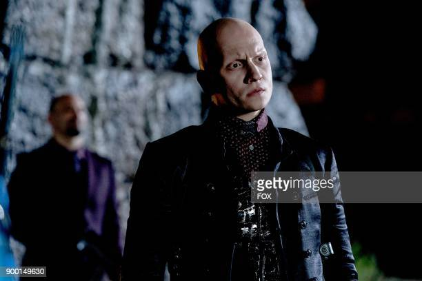 Guest star Anthony Carrigan in the A Dark Knight Things That Go Boom episode of GOTHAM airing Thursday Nov 30 on FOX