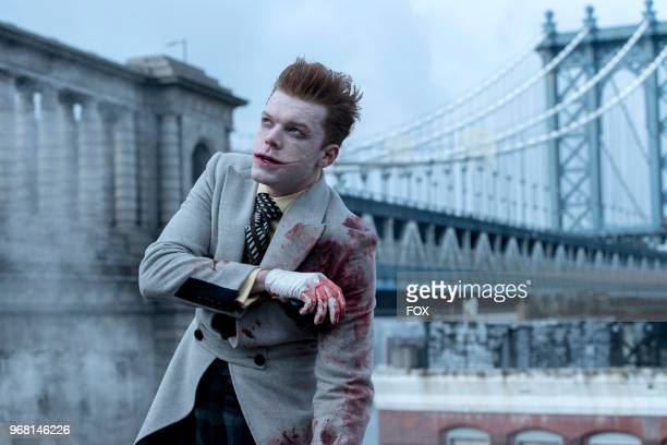 Guest star Cameron Monaghan in the A Dark Knight Thats Entertainment episode of GOTHAM airing Thursday April 12 on FOX