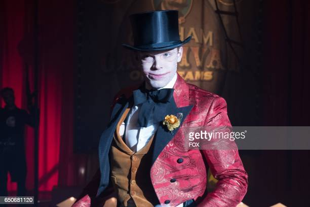 Guest star Cameron Monaghan in the Mad City The Gentle Art of Making Enemies winter finale episode of GOTHAM airing Monday Jan 30 on FOX