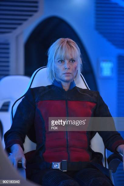 """Guest star Charlize Theron in the """"Pria"""" episode of THE ORVILLE airing Thursday, Oct. 5 on FOX."""