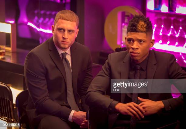 Guest star Chet Hanks and Bryshere Gray in the FAIR TERMS episode of EMPIRE airing Wednesday May 9 on FOX