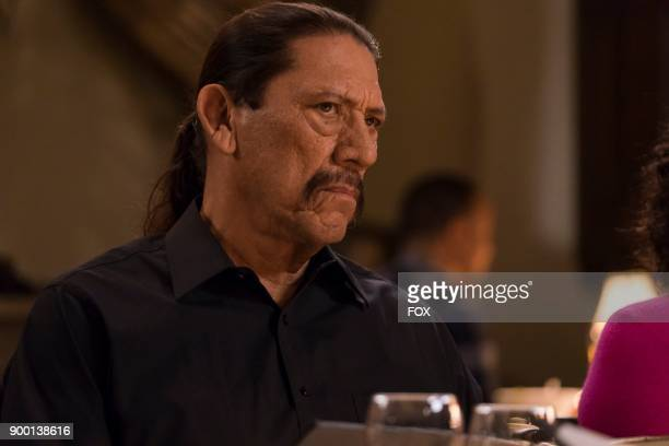 Guest star Danny Trejo in the Game Night Godfather special one hour episode of BROOKLYN NINENINE airing Tuesday Dec 12 on FOX