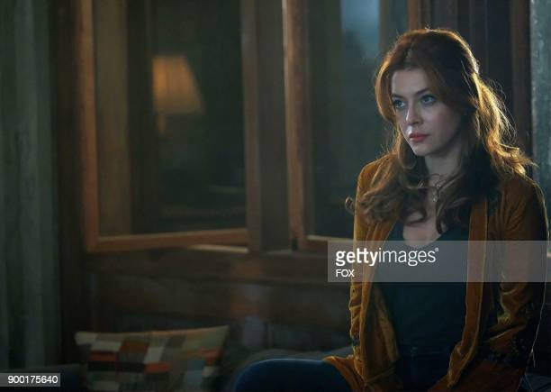 Guest star Elena Satine in the 'outfoX' episode of THE GIFTED airing Monday Dec 4 on FOX