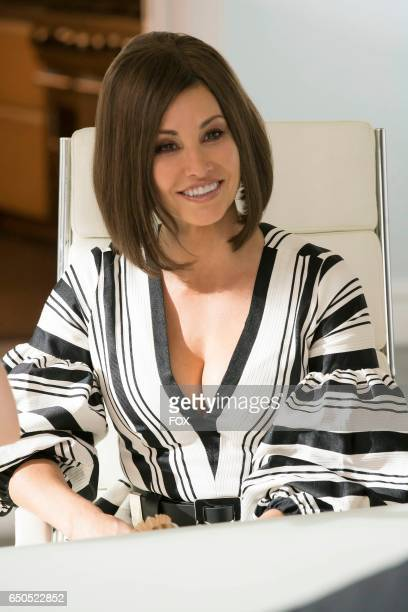 Guest star Gina Gershon in the 'The Unkindest Cut' episode of EMPIRE airing Dec 7 on FOX