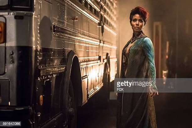 Guest star Jada Pinkett Smith in the Wrath of the Villains Transference season finale episode of GOTHAM airing Monday May 23 on FOX
