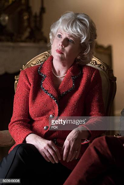 Guest star Julia Duffy in the Thanksgiving episode of SCREAM QUEENS airing Tuesday Nov 24 on FOX