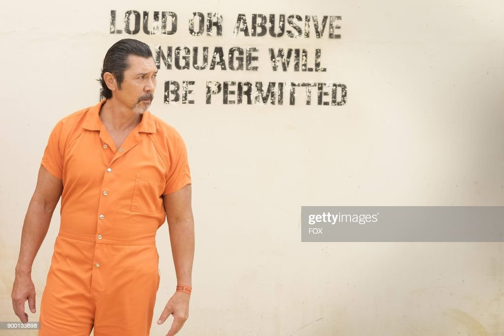 Guest star Lou Diamond Phillips in the The Big House Pt.1 Season Five premiere episode of BROOKLYN NINE-NINE airing Tuesday, Sept. 26 (9:30-10:00 PM ET/PT) on FOX.