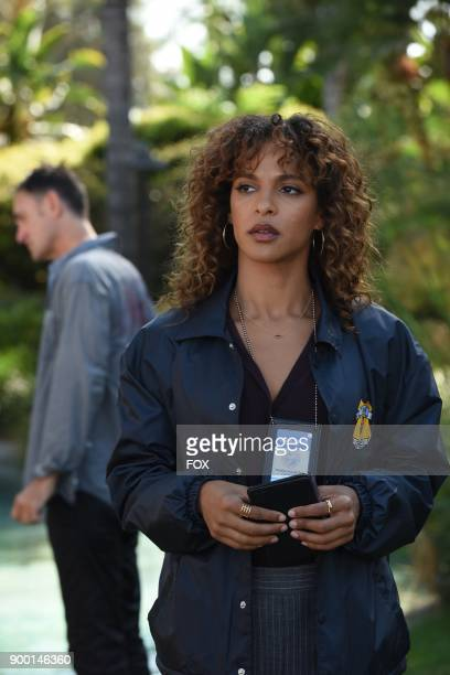 Guest star Megalyn Echikunwoke in the 'Succubus' episode of GHOSTED airing Sunday Oct 15 on FOX