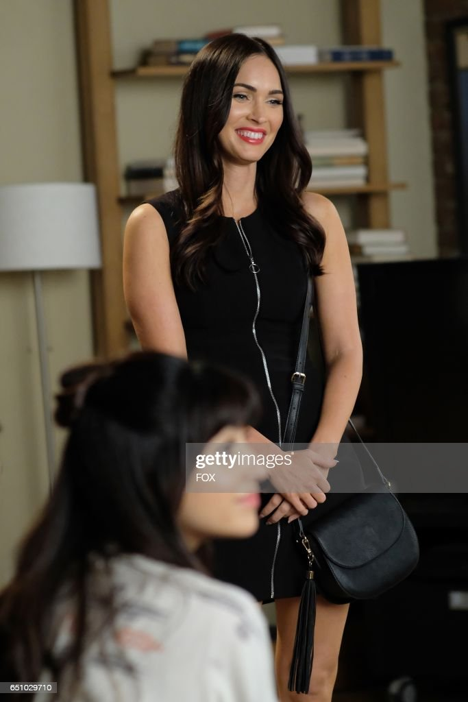Guest star Megan Fox in the 'Misery' episode of NEW GIRL airing Tuesday, March 21 (8:00-8:31 PM ET/PT) on FOX.