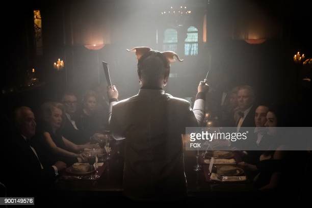 Guest star Michael Cerveris in the A Dark Knight Let Them Eat Pie episode of GOTHAM airing Thursday Nov 16 on FOX