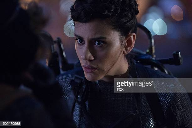 Guest star Michelle Veintimilla as Bridget Pike in the Rise of the Villains By Fire episode of GOTHAM airing Monday Oct 26 on FOX