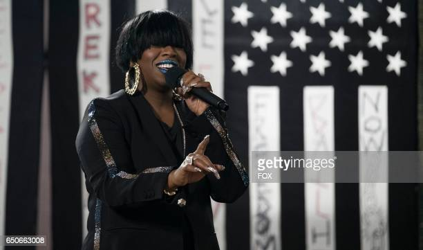 Guest star Missy Elliott in the 'Mama's Boy' episode of STAR airing Wednesday Feb 15 on FOX