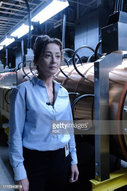 Guest star Moira Kelly in the From the Ashes season premiere episode of THE RESIDENT airing Tuesday Sept 24 on FOX