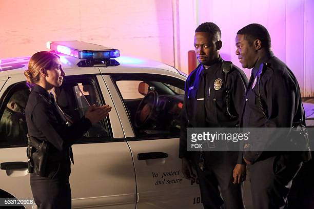 """Guest star Nasim Pedrad, Lamorne Morris and guest star Sam Richardson in the """"The Apartment"""" episode of NEW GIRL airing Tuesday, March 15 on FOX."""