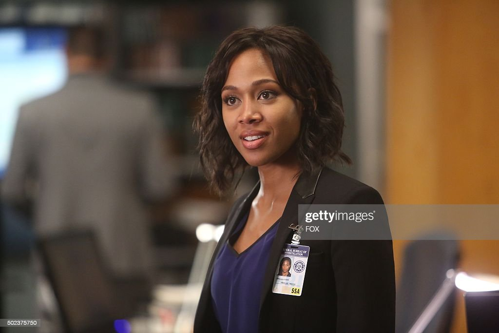 Guest star Nicole Beharie (Abbie Mills) in the special 'The Resurrection in the Remains' BONES/SLEEPY HOLLOW crossover episode of BONES airing Thursday, Oct. 29 (8:00-9:00 PM ET/PT) on FOX.