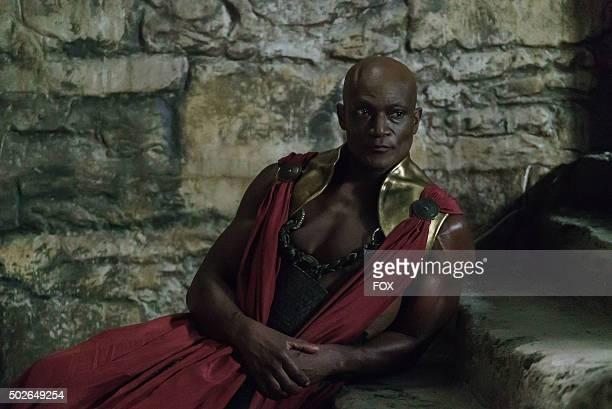 Guest star Peter Mensah in Novus Ordo Seclorum episode of SLEEPY HOLLOW airing Thursday Nov 19 on FOX