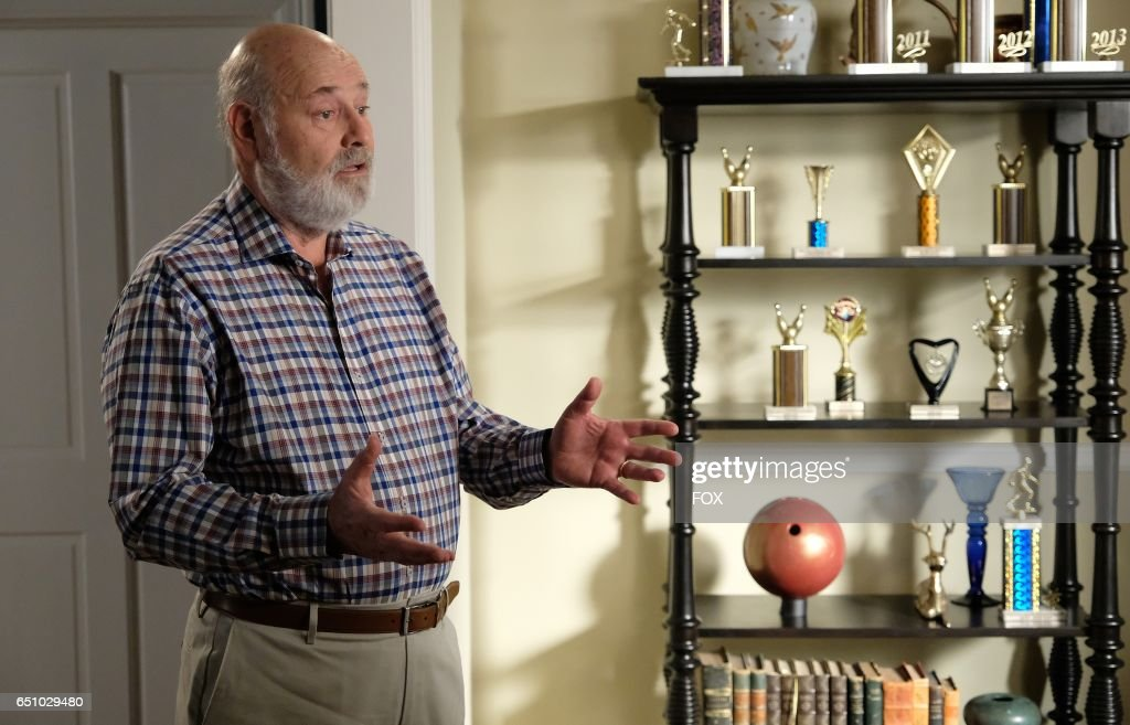 Guest star Rob Reiner in the 'Misery' episode of NEW GIRL airing Tuesday, March 21 (8:00-8:31 PM ET/PT) on FOX.