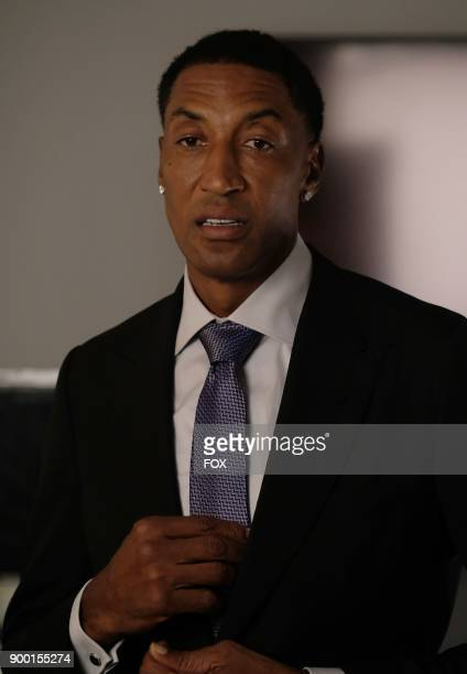 Guest star Scottie Pippen in the Birdwatching episode of LETHAL WEAPON airing Tuesday Nov 14 on FOX