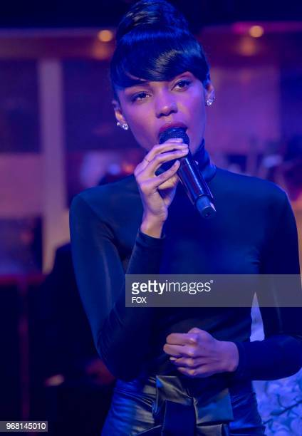 Guest star Sierra McClain in the FAIR TERMS episode of EMPIRE airing Wednesday May 9 on FOX