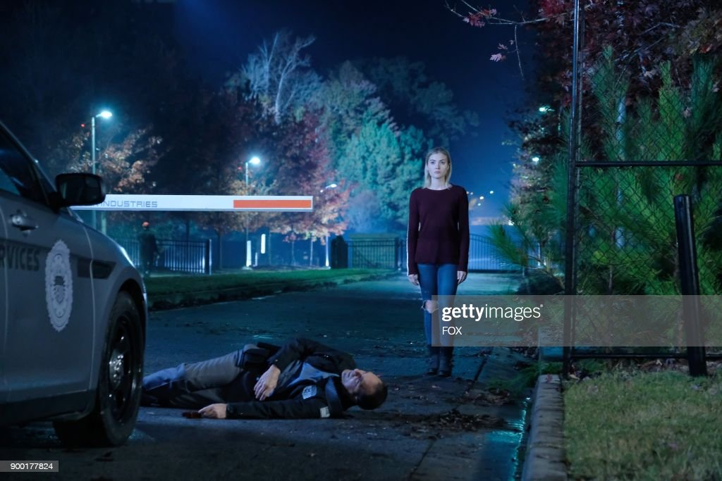 Guest star Skyler Samuels in the 'eXploited' episode of THE GIFTED airing Monday, Dec. 11 (9:00-10:00 PM ET/PT) on FOX.