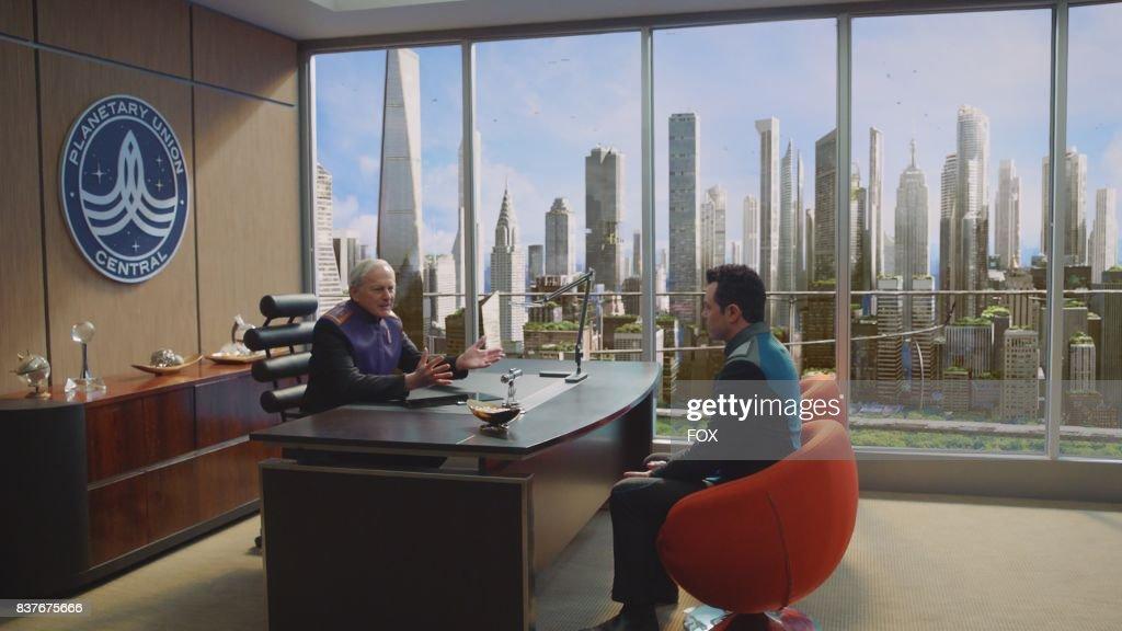"""FOX's """"The Orville"""" - Season One : Nachrichtenfoto"""