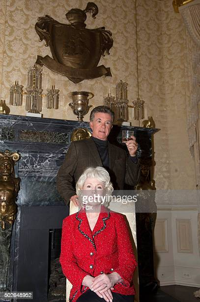 Guest stars Julia Duffy and Alan Thicke in the Thanksgiving episode of SCREAM QUEENS airing Tuesday Nov 24 on FOX