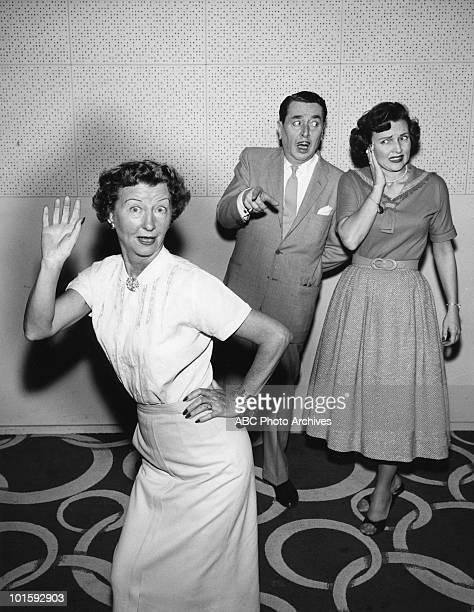 SHOW Guest Stars Reginald GardinerIrene Ryan Airdate March 26 1958 IRENE