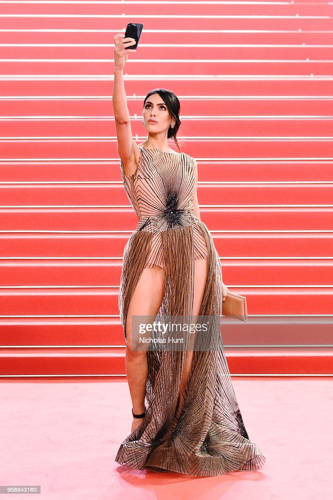 """Under The Silver Lake"" Red Carpet Arrivals - The 71st Annual Cannes Film Festival : News Photo"