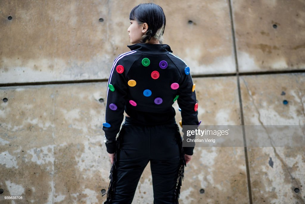 Hera Seoul Fashion Week Street Style