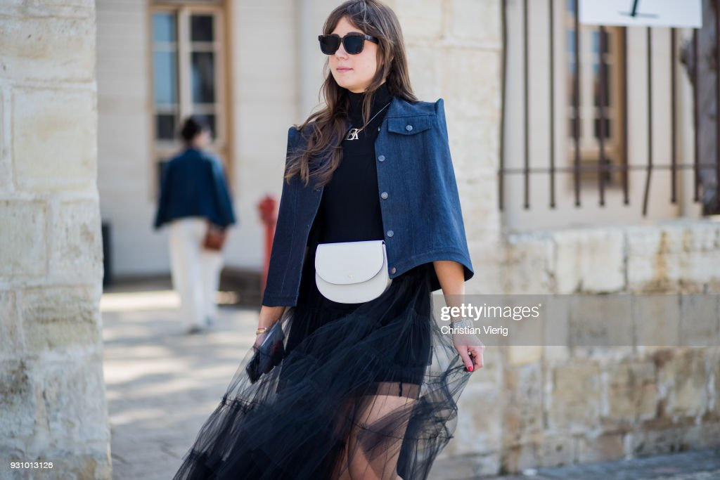 Tel Aviv Fashion Week - Street Style : Photo d'actualité