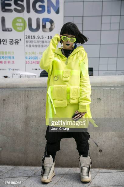 14 532 Seoul Fashion Week Photos And Premium High Res Pictures Getty Images