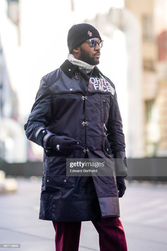 9f2166a352 Street Style -Paris Fashion Week - Menswear Fall Winter 2018-2019   Day Two