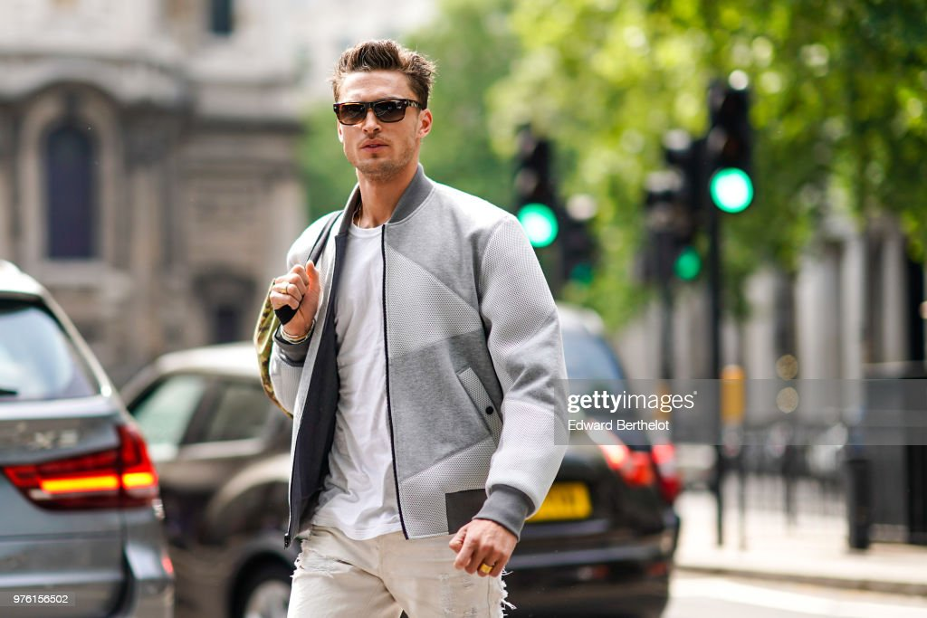 Street Style - LFWM June 2018 : News Photo