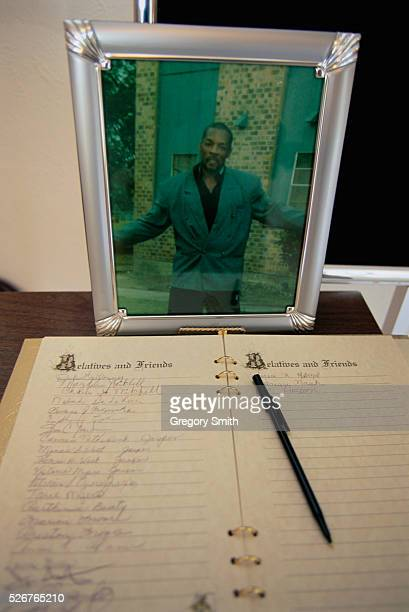 Guestbook for James Byrd Funeral
