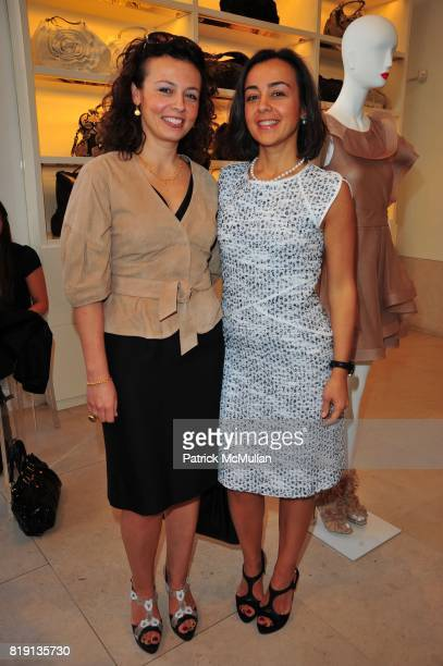 Guests and attend VALENTINO Spring/ Summer 2010 Collection Private Luncheon and Presentation hosted by Samantha Boardman Rosen Shala Monroque...