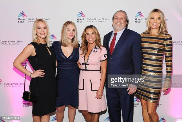 Guests and Melissa Spohler, Dennis S. Charney, M.D. And Eva Andersson-Dubin, M.D. Attend 2017 Dubin Breast Center Annual Benefit at the Ziegfeld...