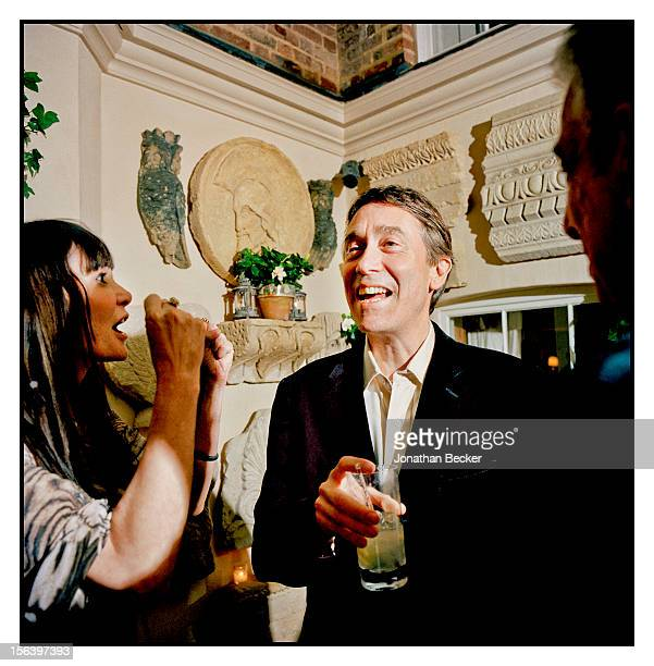 Guests are photographed at 5 Hertford Street which is the home of nightclub Loulou's for Vanity Fair Magazine on June 11 2012 in London England