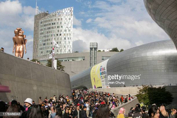 6 732 Dongdaemun Design Plaza Photos And Premium High Res Pictures Getty Images