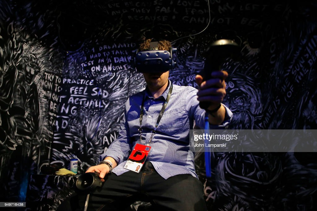 Cinema 360 & Virtual Arcade - Tribeca Film Festival