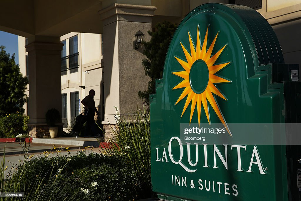 Guests Arrive At A La Quinta Holdings Inc. Hotel Location In Hawaiian  Gardens, California
