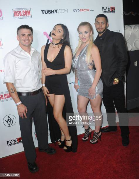 Guests arrives for the 33rd Annual XRCO Awards Show held at OHM Nightclub on April 27 2017 in Hollywood California