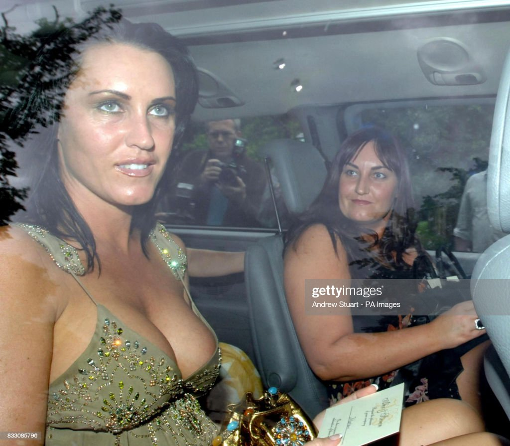 Guests Arriving To Attend The Marriage Of Liverpool And England Striker Steven Gerrard 26