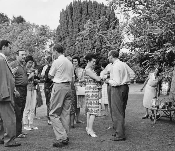 Britten's Garden Party