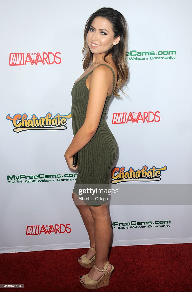 Guests At The 2016 AVN Awards Nomination Party Held Avalon On November 19 2015