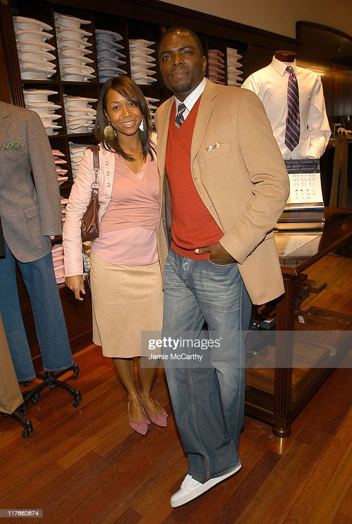 2018 shoes high quality performance sportswear Guests at The Brooks Brothers Store during Brooks Brothers ...