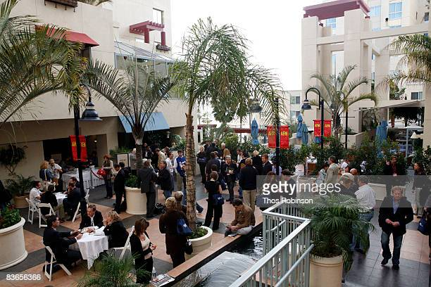 Guests attend 2008 AFM In and Around the American Film Market in Santa Monica on November 11 2008