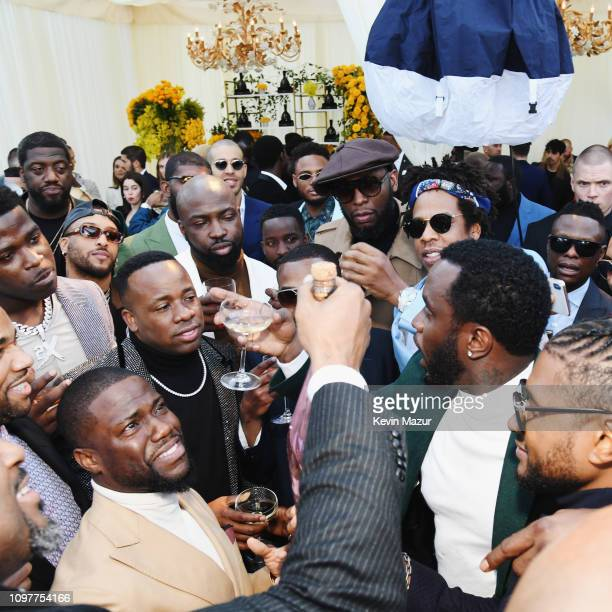 Guests attend 2019 Roc Nation THE BRUNCH on February 9 2019 in Los Angeles California